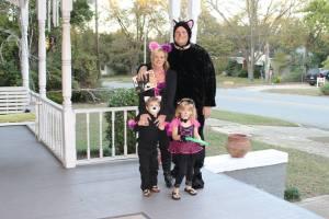 ralph cat family