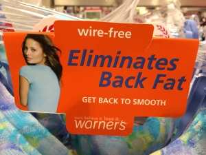 Eliminate Back Fat