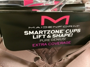 Maidenform Smartzone Cups