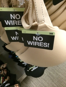 No Wire Bra