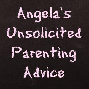 parenting advice graphic